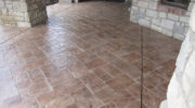 A+ Stamped Concrete Overlay Installation in Seattle, WA